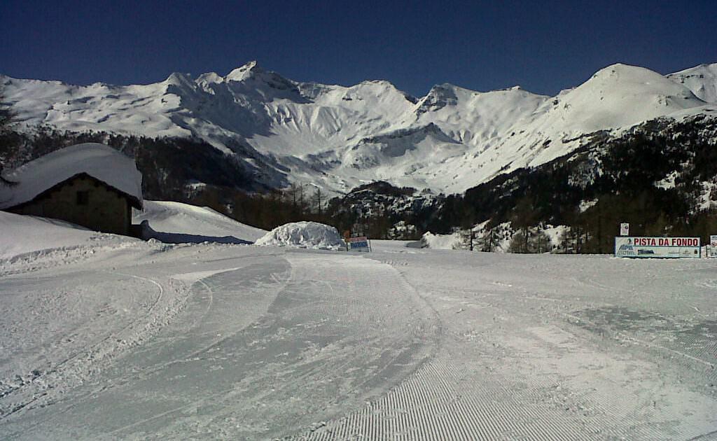 C4 Mapa Na Neve E Modo Noturno: Esquiar Na Itália: Estação De Madesimo-Valchiavenna