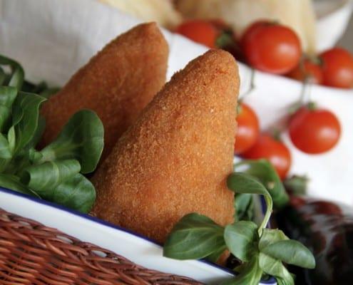 pratos tipicos italianos