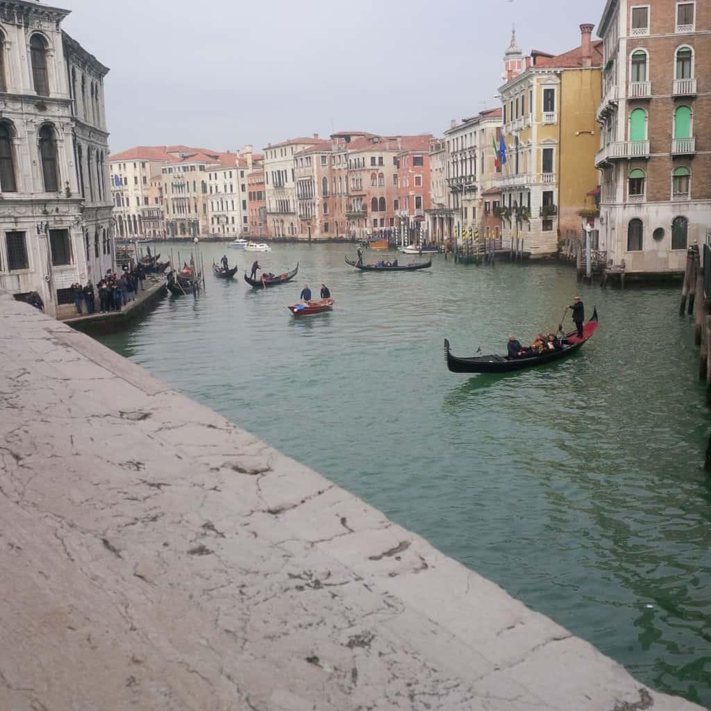 Rialto - Vista de Veneza