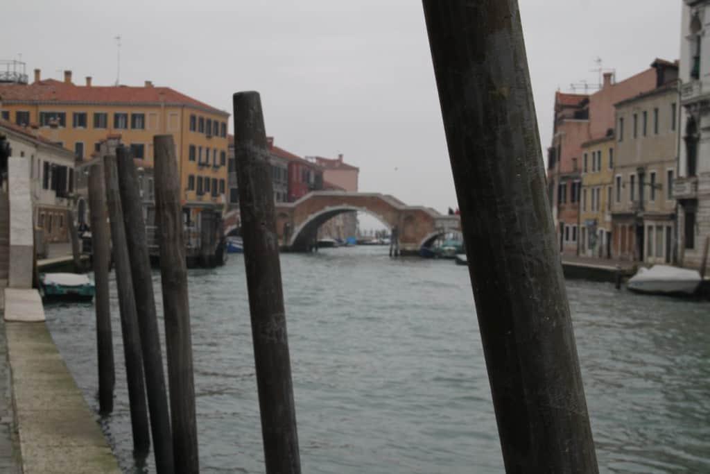 Ponte Tre Archi - Sestiere Cannareggio