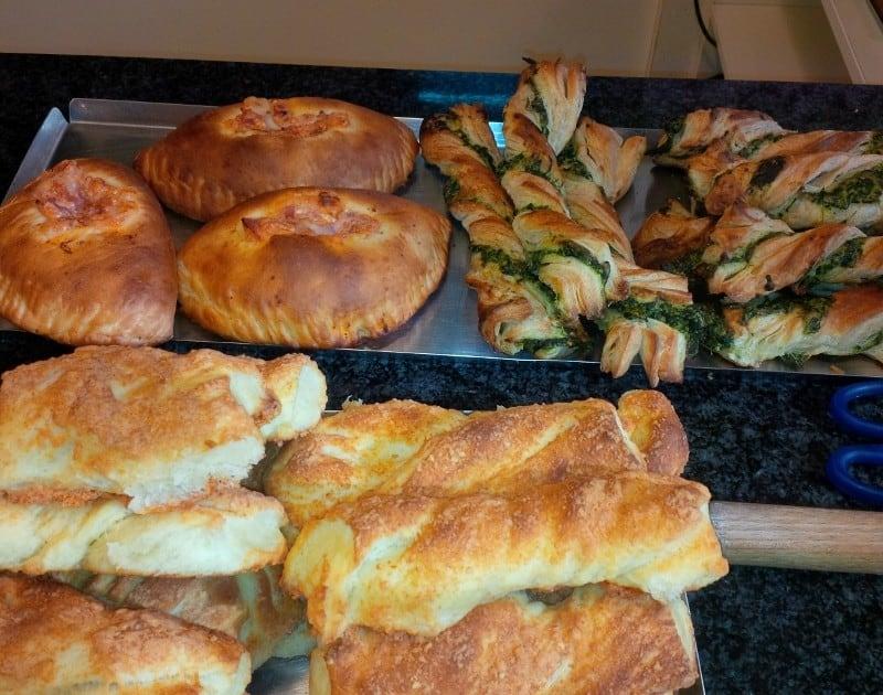 gastronomia italiana-massa folhadas