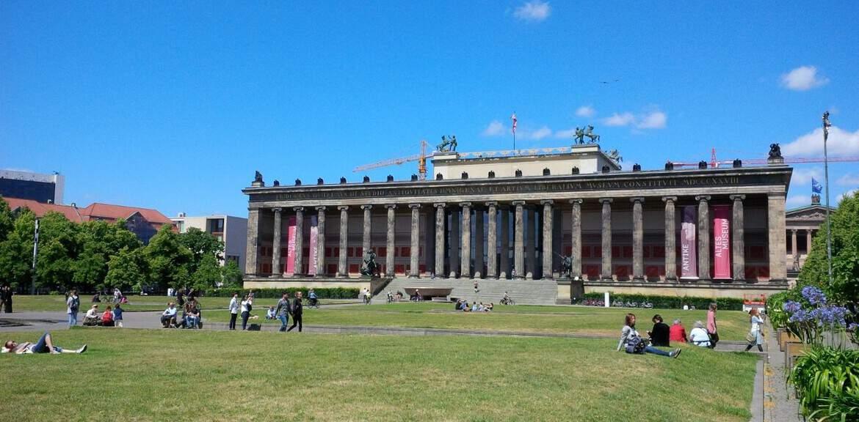 berlim-altes-museum