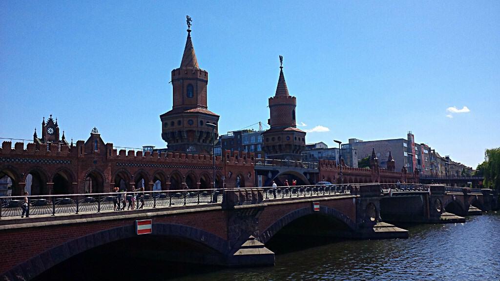 berlim-oberbaumbrücke