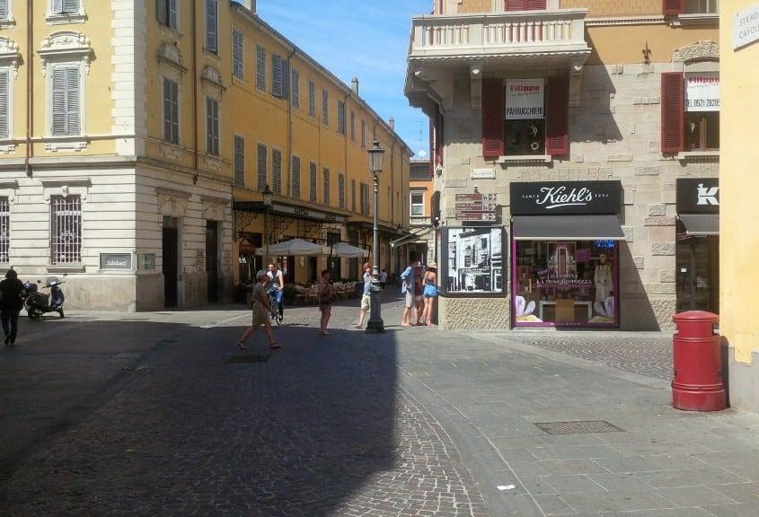 Centro de Parma
