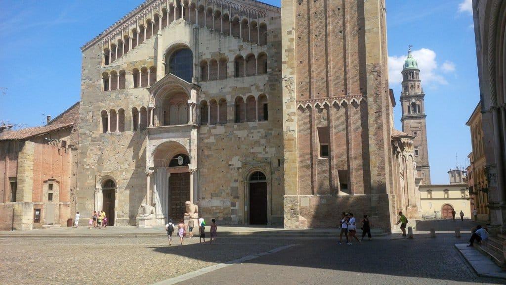 Catedral de Parma