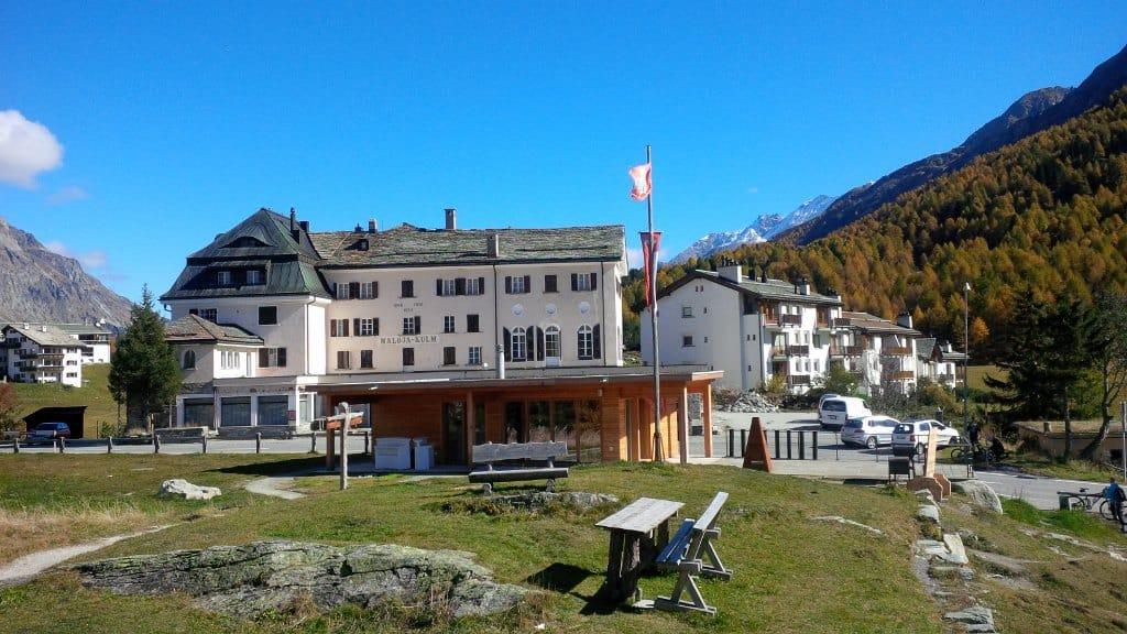 Alpes Suiços - Passo Maloja