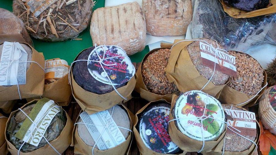 Alta gastronomia - queijos regionais