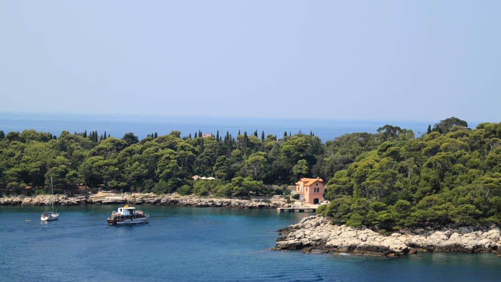 Dubrovnik ilha
