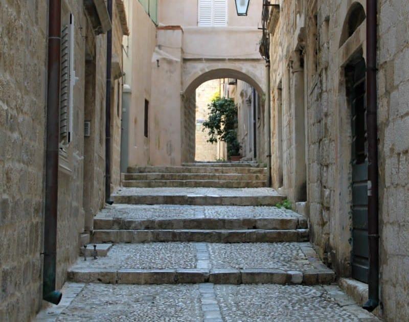 Rua de Dubrovnik