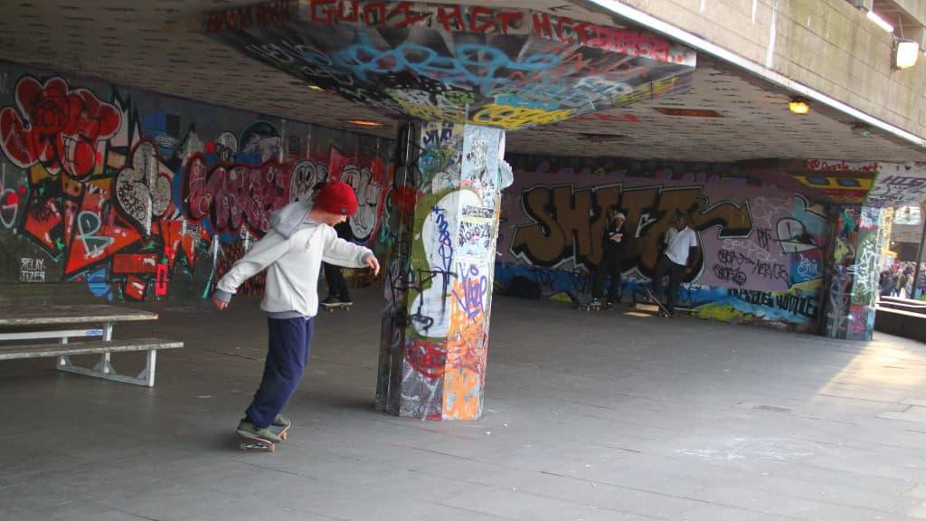 Southbank-pista de skate