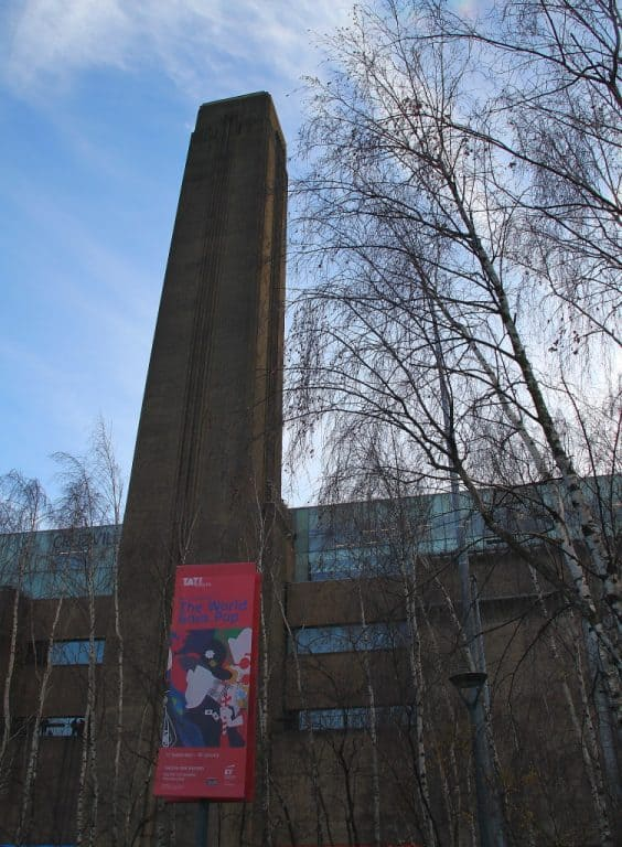 Southbank-Tate Modern