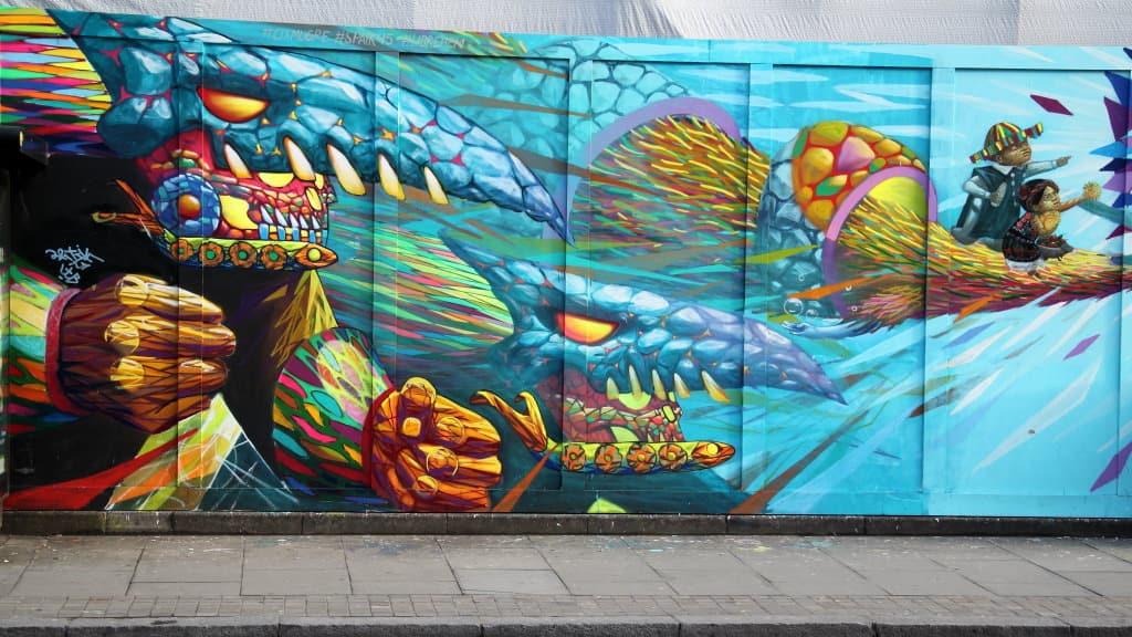 street art de londres