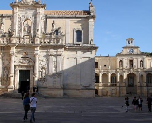 Roteiro em Lecce