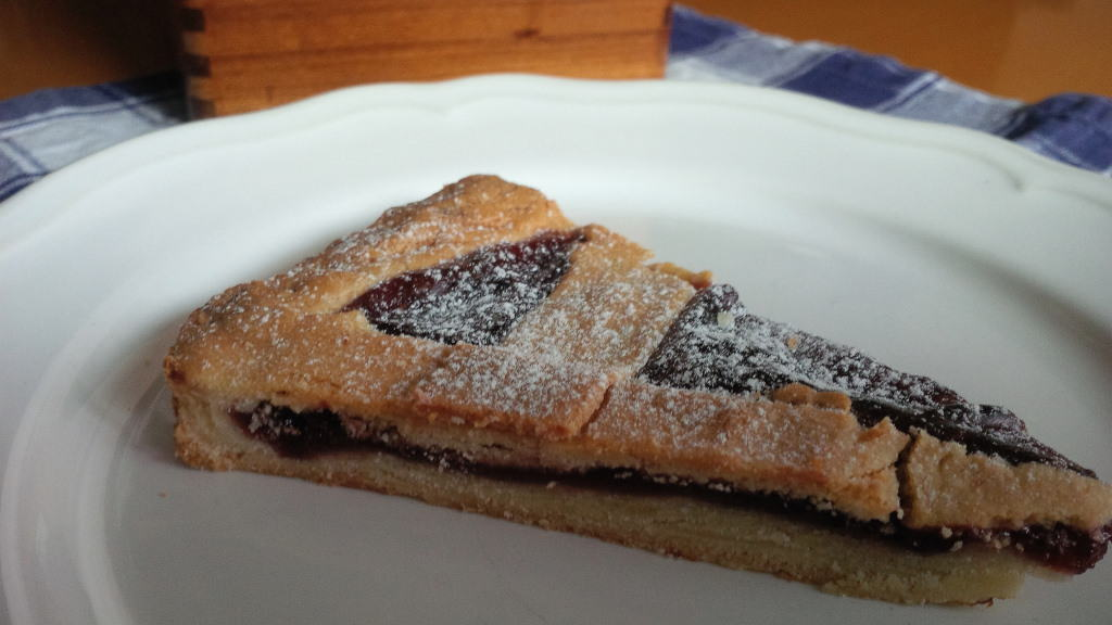 pratos tipicos italianos - crostata