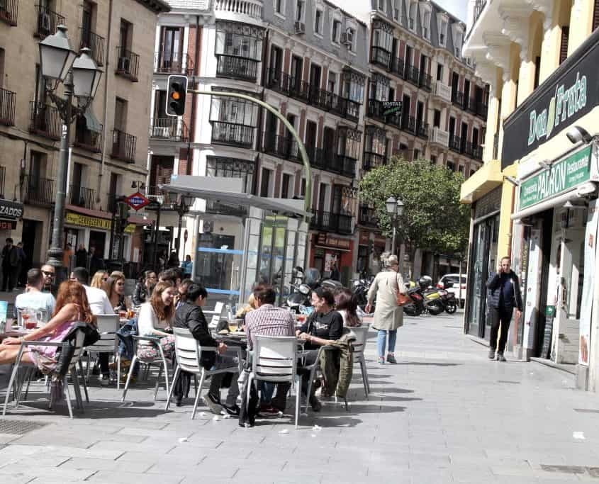 Movida de Madri - Malasana