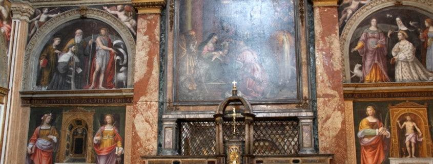 igreja de san maurizio
