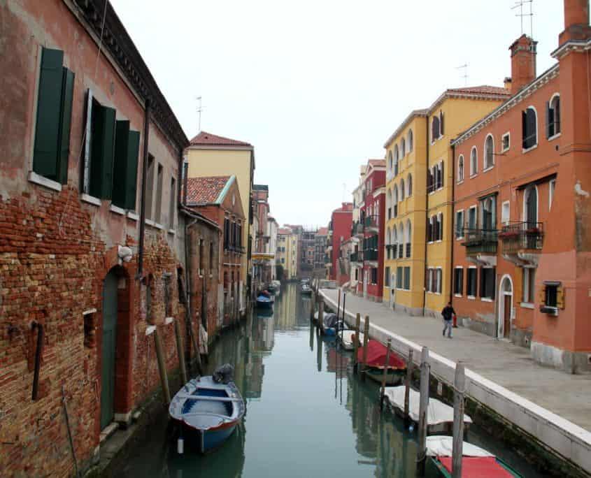 Roteiro em Veneza - Cannaregio