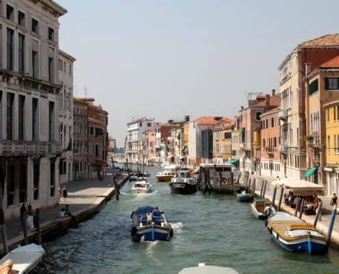 Roteiro em Veneza