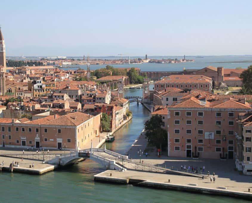 Sestiere Castello - Arsenale di Venezia