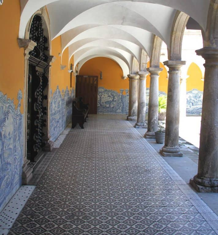 convento de santo antonio - azulejos