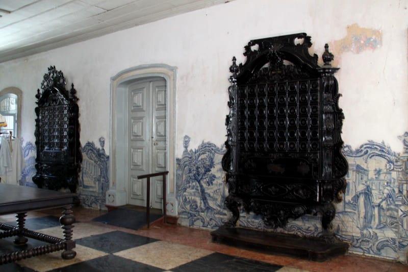 convento de santo antonio - sacristia