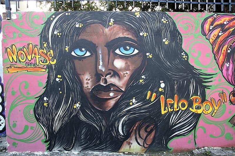 arte urbana em recife - santo amaro
