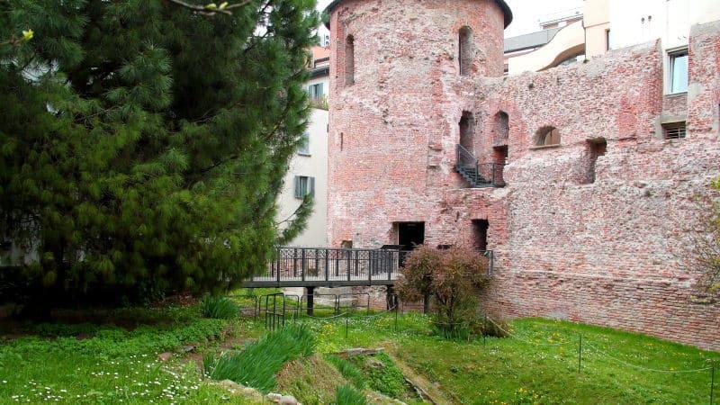 milao - ruinas romanas