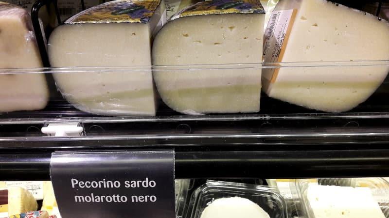 queijo pecorino sardo