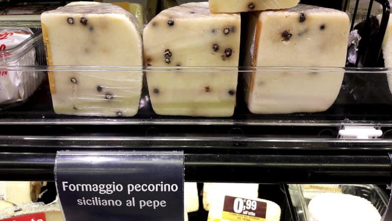 queijo pecorino siciliano