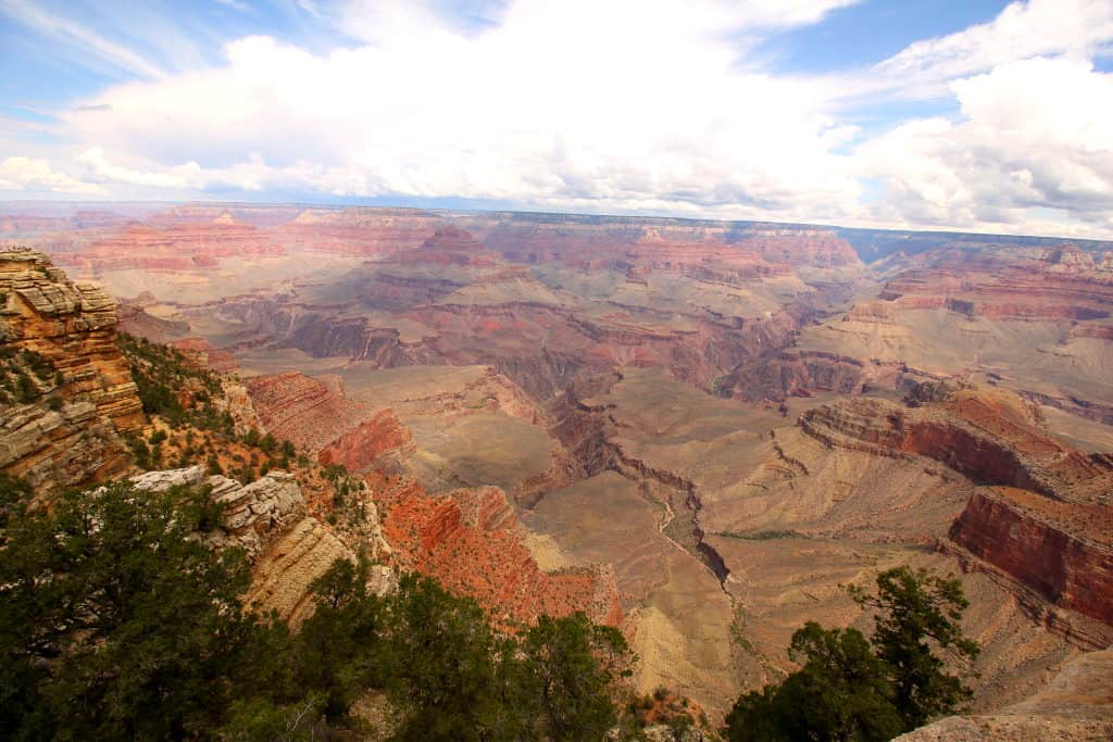 grand canyon - mirante
