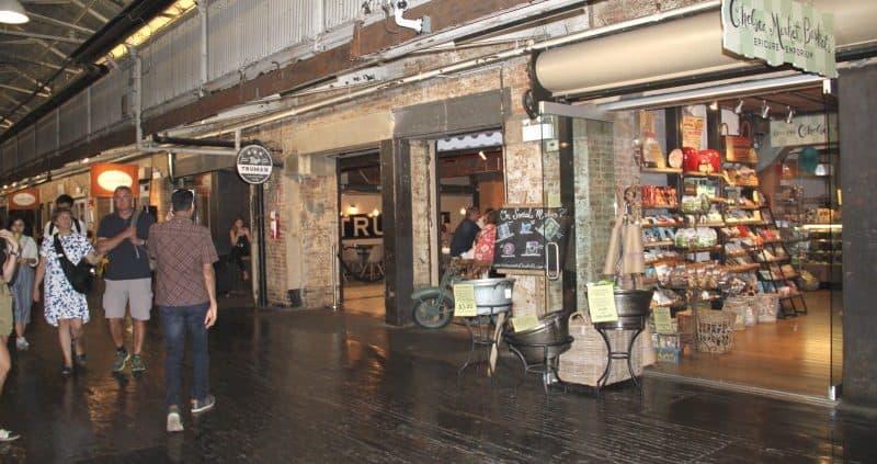 Chelsea Market - lojas