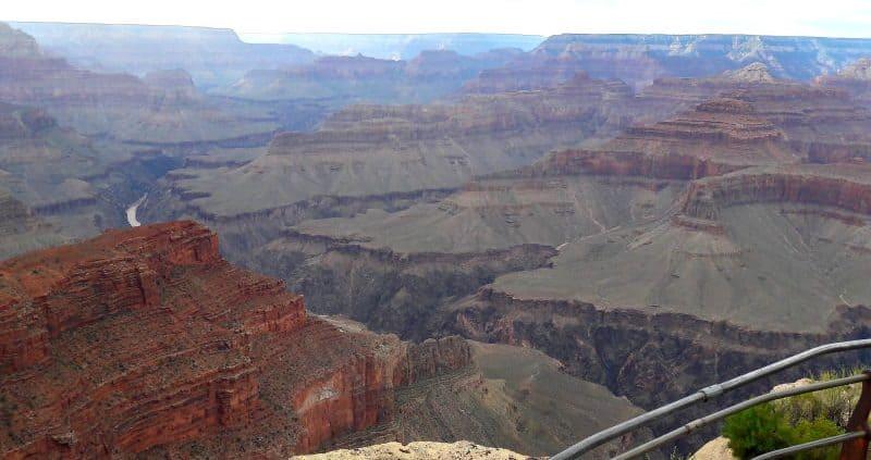 Mirantes do Grand Canyon - Hopi Point