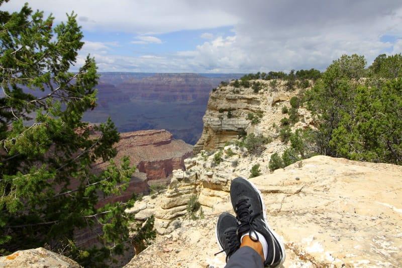mirantes do Grand Canyon