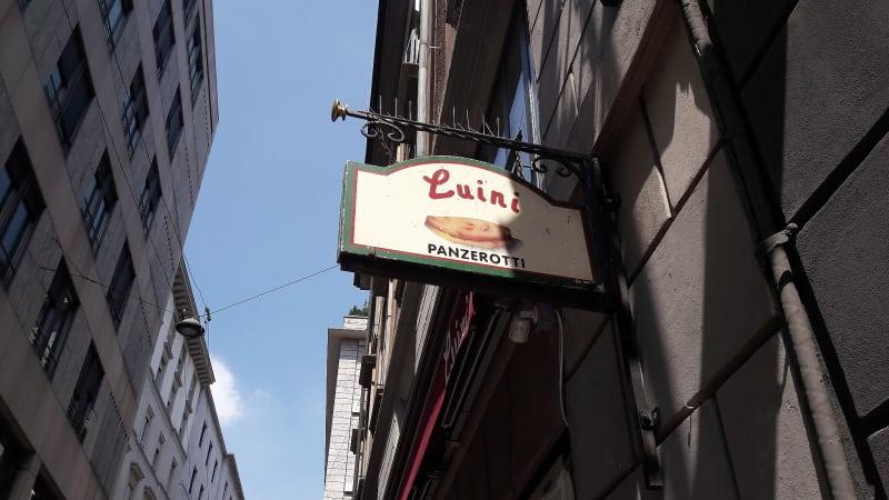 comida de rua - Luini