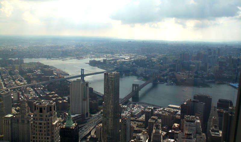 Vista de Brooklyn