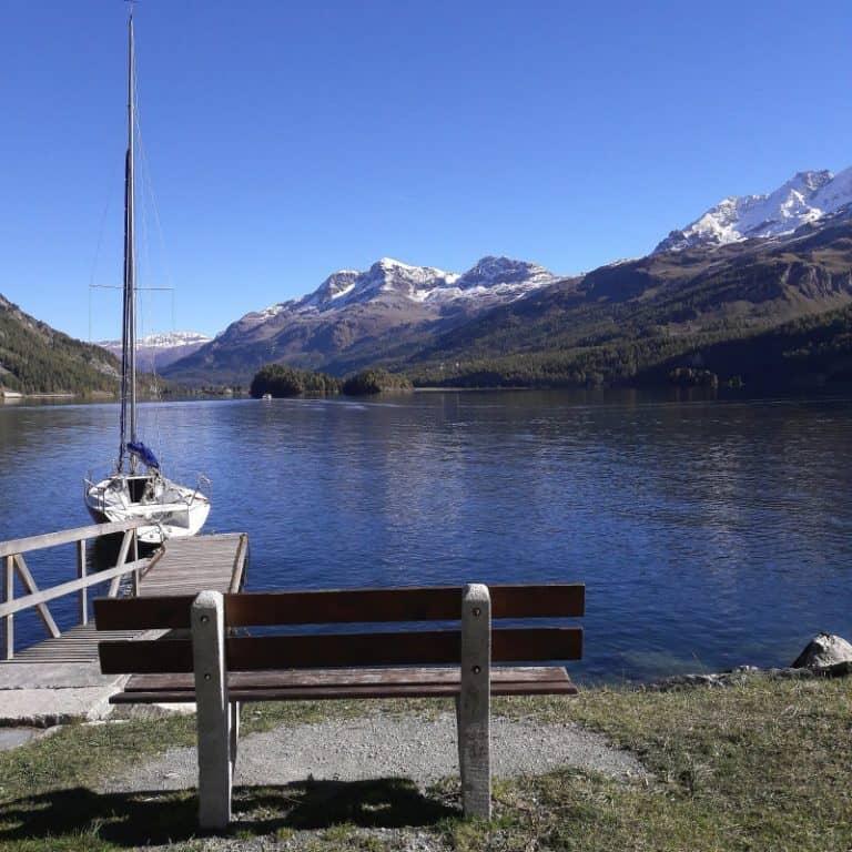 roteiro em St. Moritz