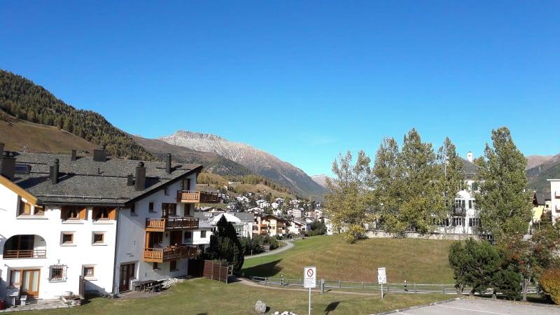 roteiro em St. Moritz ;- Celerina