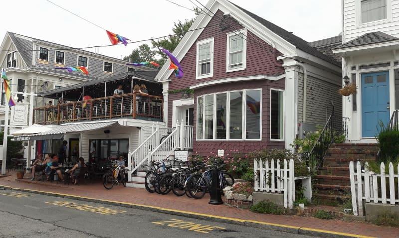 atrações de Cape Cod - Provincetown