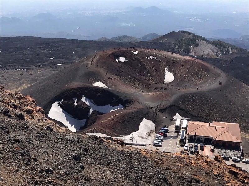 As crateras Silvestri