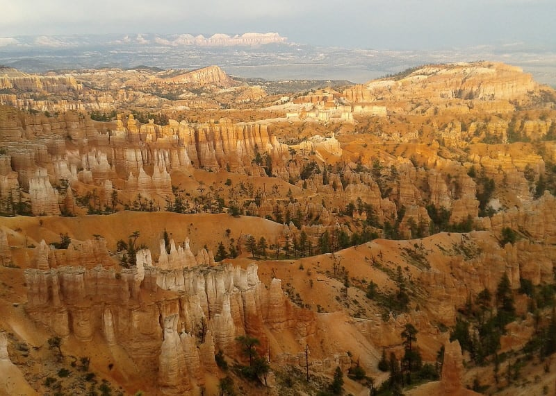 Hoodoos do Bryce Canyon