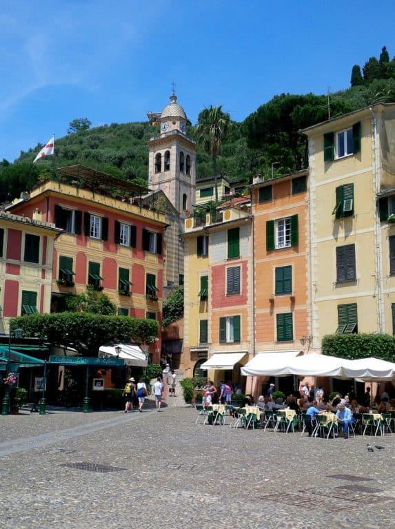 La piazzetta de Portofino