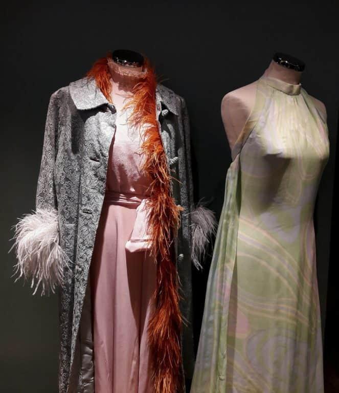 Moda vintage em Milão