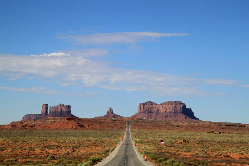 guia do Monument Valley