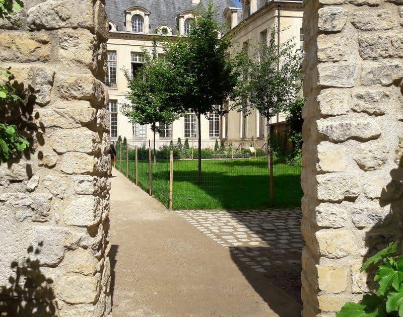 Jardin des Rosiers