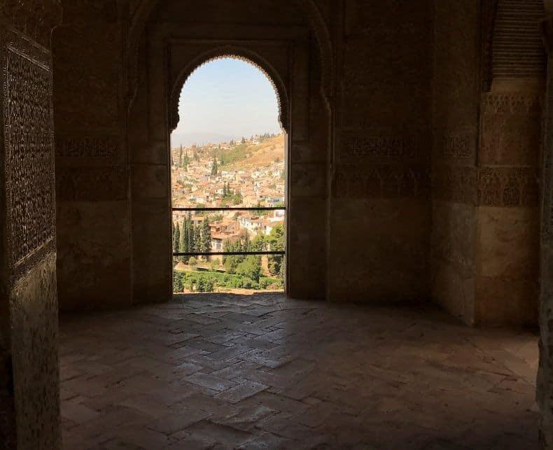 palácio de Generalife