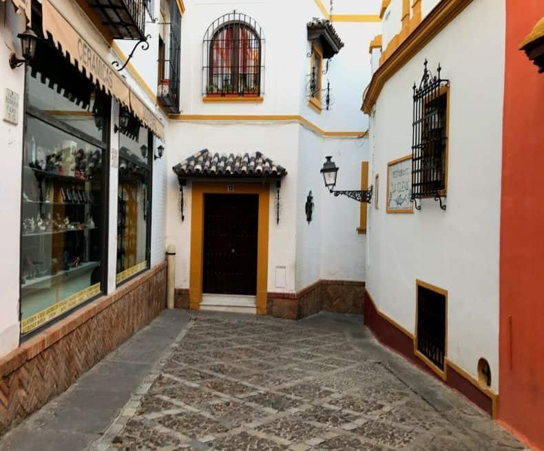 Calle Rodrigo Caro