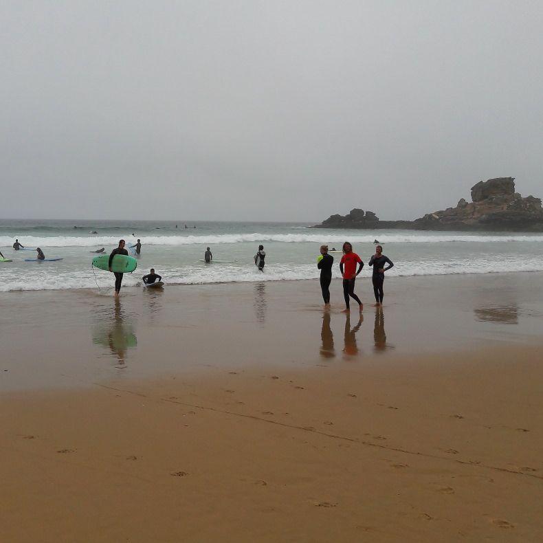 Praia de Castelejo