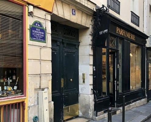 ruas de Saint-Germain