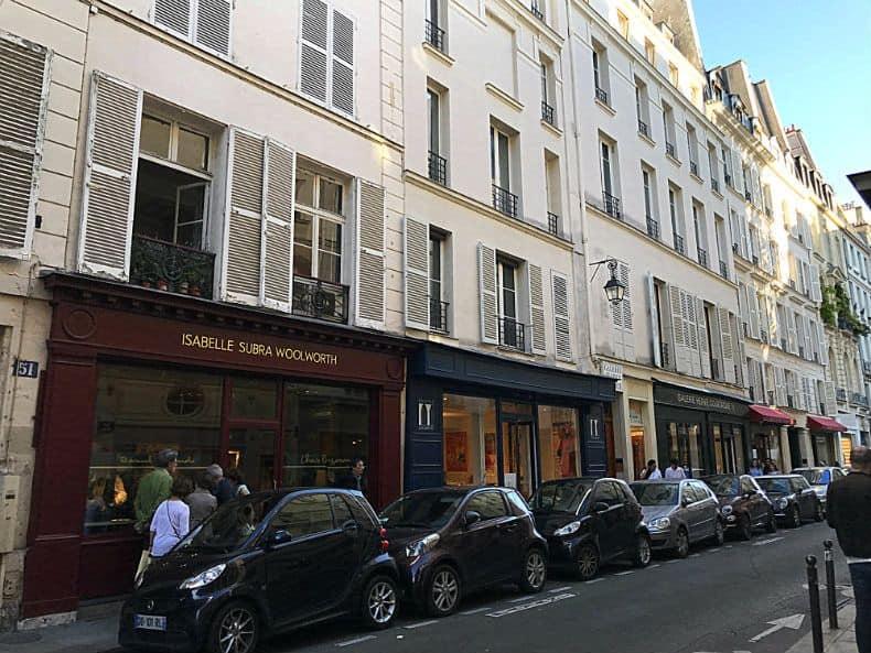 Rue Seine