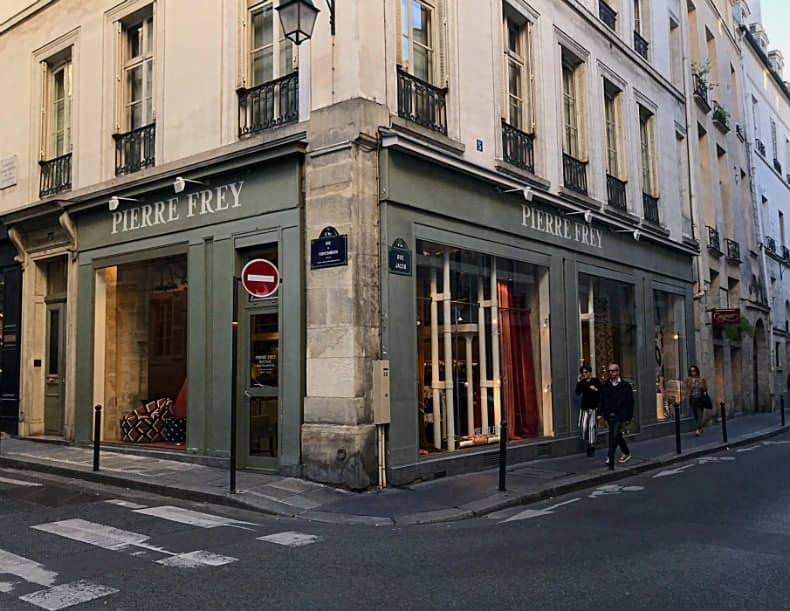 ruas de Saint Germain